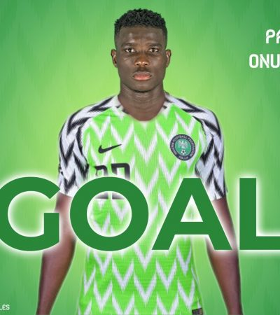 Nigeria Beat Egypt 1-0, As Onuachu Scores His First And Fastest Goal In History