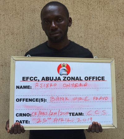 Four Bank Wire Fraudsters in EFCC Net Over $200,000 Transfer