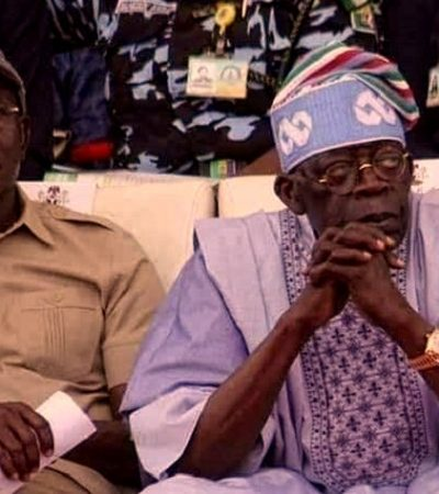 New Crack In APC Threatens Tinubu/Oshiomole Fall