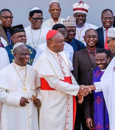 Arewa Pastors assures Christians Buhari will not Islamize Nigeria