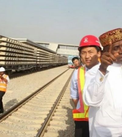 Amaechi says Buhari's support led to achievements in transport sector