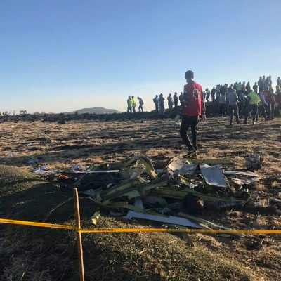 Kenyan Family Files Lawsuit Against Boeing Over Ethiopian Airlines Crash