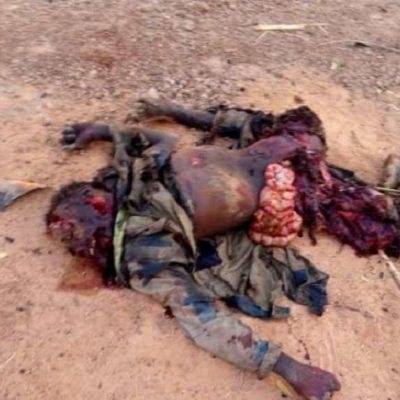 Breaking News: Troops Repel Attempted Boko Haram Damaturu Invasion, Gun Down Terrorists