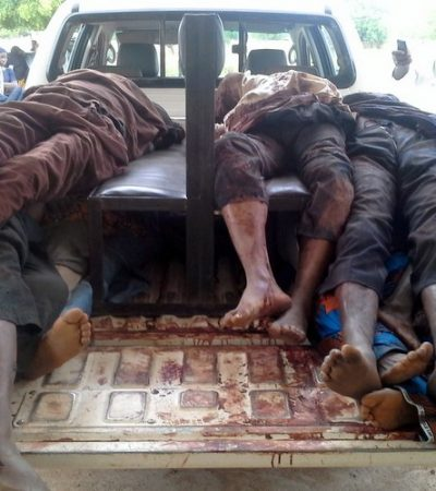 16 people killed by suspected herdsmen in Nasarawa get mass burial