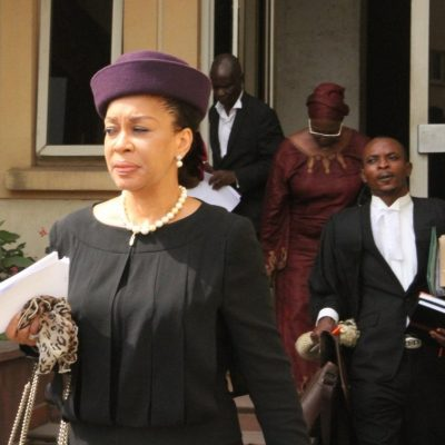 Alleged Money Laundering: Ofili-Ajumobia Re-arraigned, Granted Bail