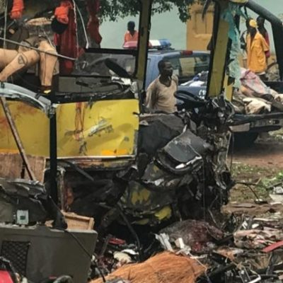 Remains of victims of Gombe Easter accident buried