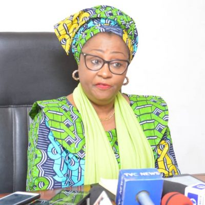 Mrs El-Rufai seeks 50% women representation in government