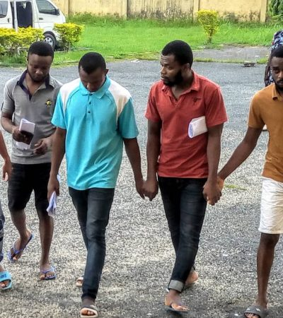 Six Internet Fraudsters Bag Jail Term In Uyo