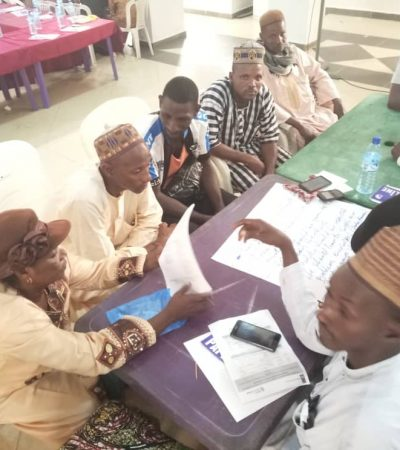 Conflicts: In Benue, Search For Common Ground Initiate Peaceful Dialogue  BTW Farmers, Herders