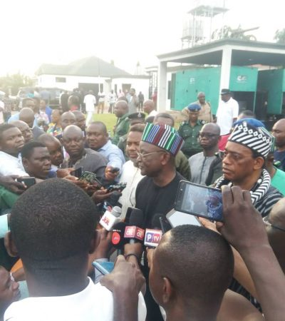 Ortom Orders For Cessation Of Hostilities in Parts Of Benue