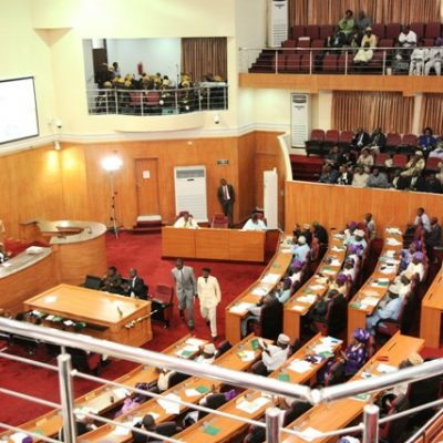 Lagos Assembly receives report on 2019 budget, steps down debate