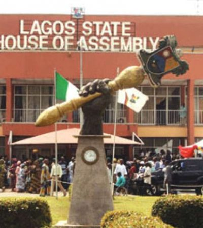Lagos Assembly passes N874 bn budget for 2019