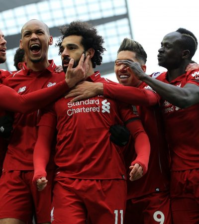 Liverpool thump Norwich 4-1 in EPL opener