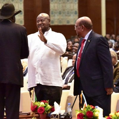 Uganda Says Willing To Offer Asylum To Former Sudanese President