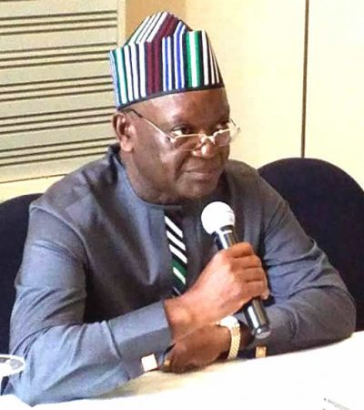 Ortom Inaugurates 45-Man State Transition Committee