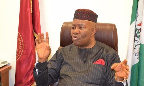 Akwa Ibom Tribunal: Akpabio Moves To Bribe INEC Officials With N500m