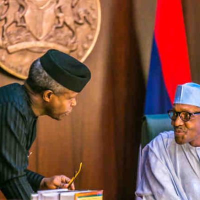 Question Buhari & Osinbajo Must Answer: Who Is The Substantive Chief Justice Of Nigeria?