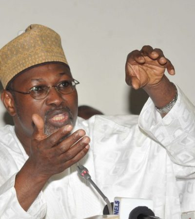 Civil Society Group Corroborates Prof. Jega's Comment On Kano Guber Election