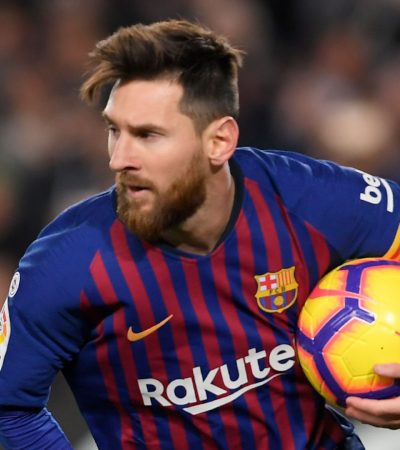 Messi seals another La Liga title for FC Barcelona