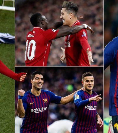 Liverpool vs FC Barcelona: Coutinho, Suarez ready for frosty Anfield reception