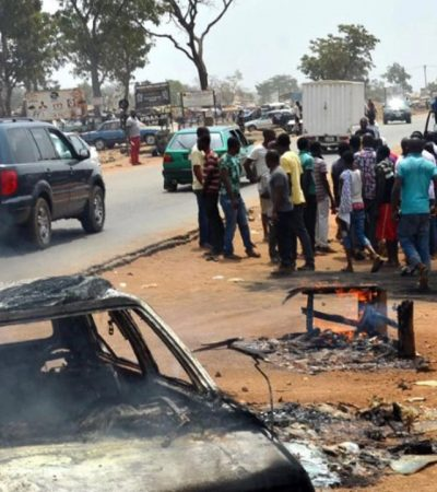 Inter-communal crisis: Ebonyi SEMA receives fleeing refugees from Cross River community