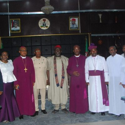 Okorocha Hands Over 8 Of The Newly Built Hospitals To Churches & Institutions