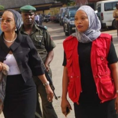 Court Adjourns Ofili-Ajumogobia, Obla's Trial To May 31