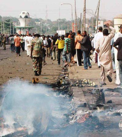 Plateau Govt to demolish burnt Jos market on May 19