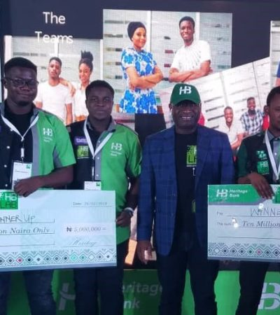 Heritage Bank empowers 'HB Lab' tech start-ups' winners with $40,000 grants