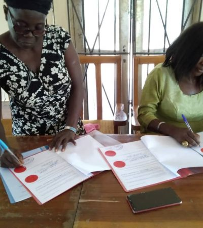 Benue NUJ Signs MOU With Consultant To Manage Her Schools