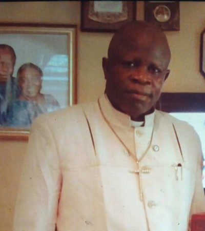 CAN Presidency: TEKAN leader joins race, says my choice voice of God