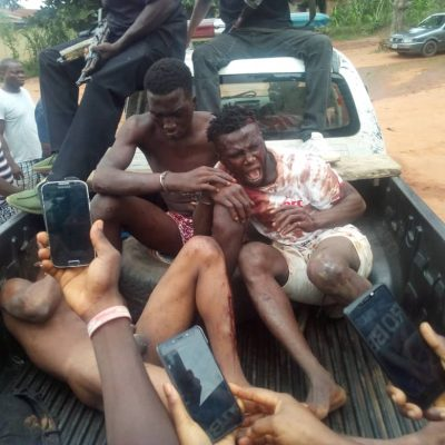 Youths, church members rescue kidnapped RCCG pastor pastor in Edo