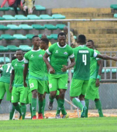 NPFL: Rangers pips Rivers Unites 1-0 in Enugu