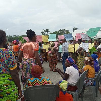 Delta communities picket OML 30 over alleged neglect