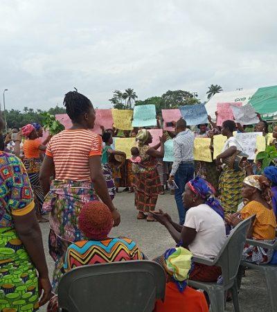 Delta communities picket OML 30 over alleged neglect