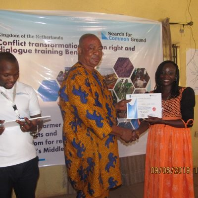Farmers/Herders Conflicts: In Benue Search Builds Capacity of Stakeholders On Peace