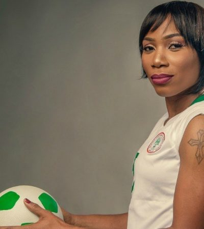 Super Falcons' defender, Ebi, set for record fifth women's World Cup appearance