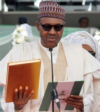 We'll take 100m Nigerians out of poverty in 10 years, says Buhari