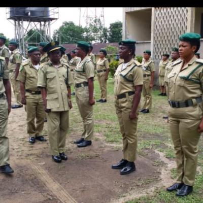 Nigerian Prisons dismisses officer for drug trafficking