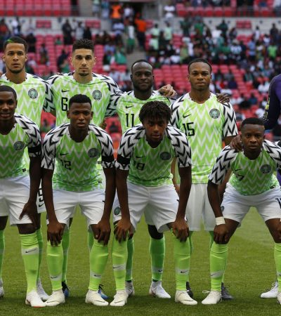 AFCON 2019: Buhari urges Super Eagles to `go get them'