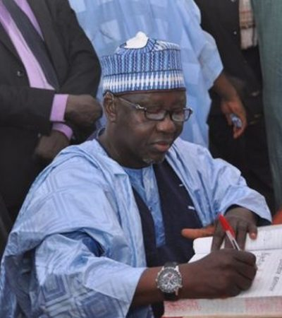 Outgoing Nasarawa Gov Pleaded With Engr .A. A. Sule For More Three Months To Create 20 Chiefdom