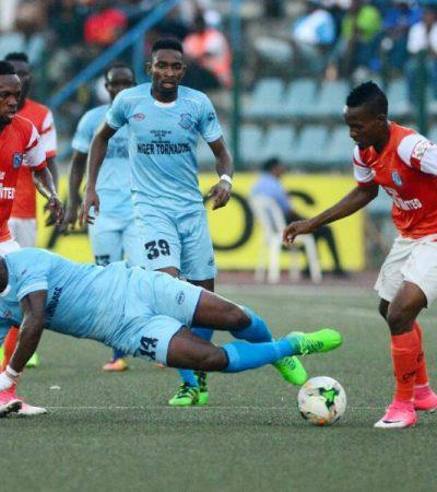 NPFL: Niger Tornadoes FC beats MFM FC 1-0