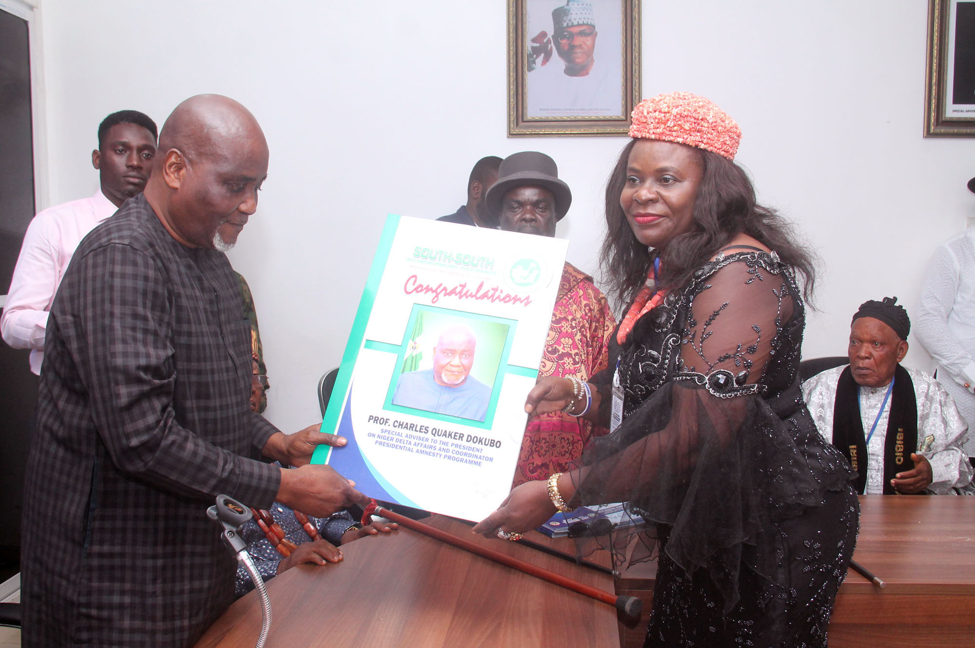 Prof. Charles Dokubo's Footprints …One Year After