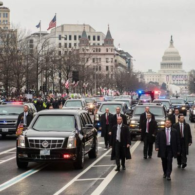Trump Motorcade Involved In Accident On Louisiana Highway