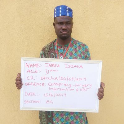 Herbalist Impersonates GMD NNPC, Femi Adesina, Others, Dupes Foreigner of N30million