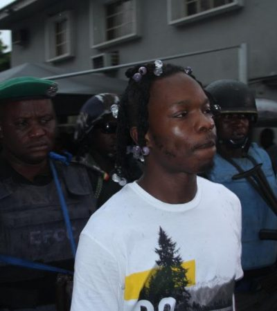 Internet Fraud: Naira Marley Arraigned, Remanded in Prison Custody