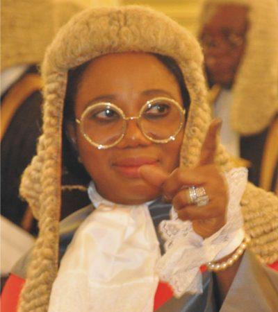 Lagos Chief Judge retires