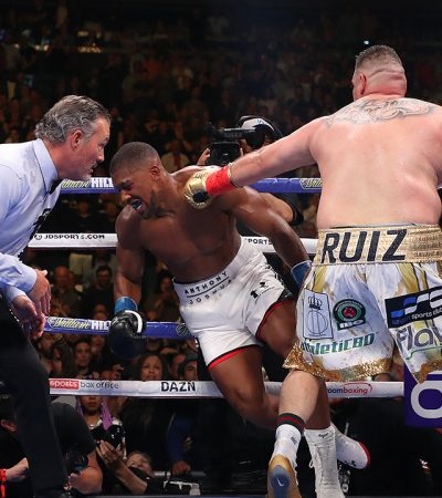 I will prove Joshua is not a good boxer, Ruiz Jr. boasts