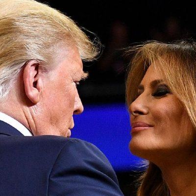 Inside the Trump marriage: Michael Wolff book claims Donald and Melania lead separate lives