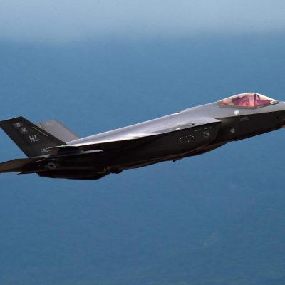 How Trump Would Strike Iran: Think F-35s, B-2 Bombers, Aircraft Carriers and More